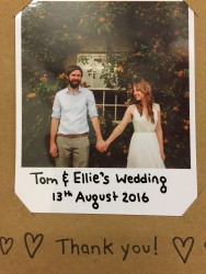 Ellie and Tom's Testimonial continued!