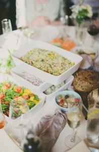 wedding catering leicester