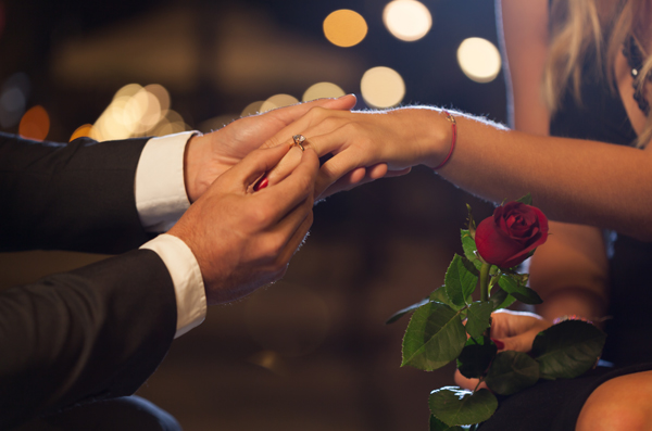 What to do when you've just got engaged