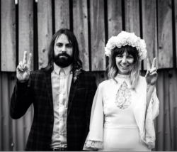 Leanne and Rich- A Boho wedding