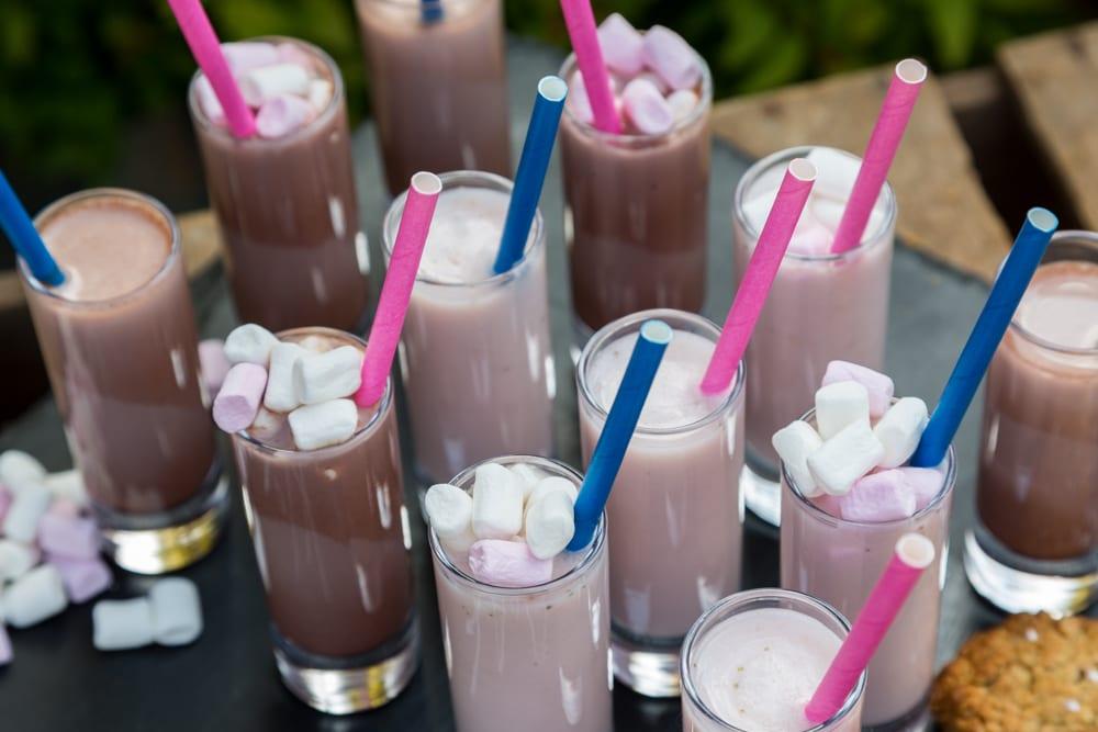 Childrens milkshakes