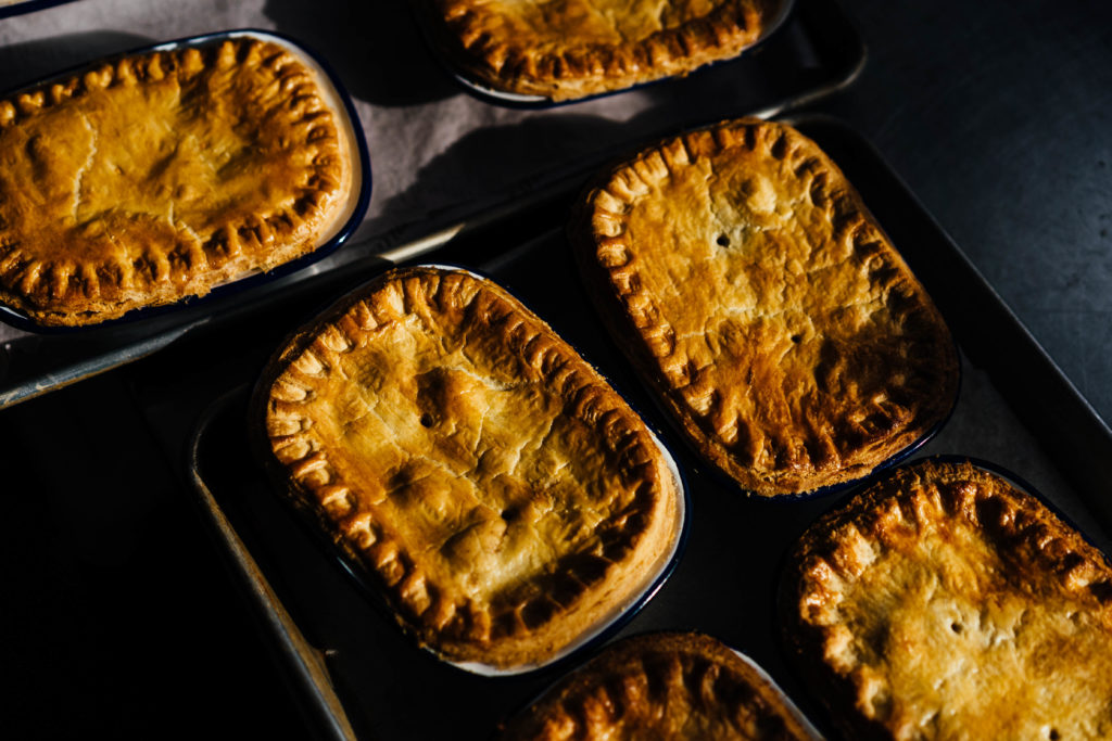 Award wining pies