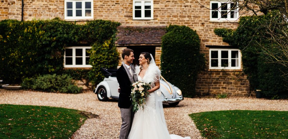 dodmoor house wedding - winter wedding