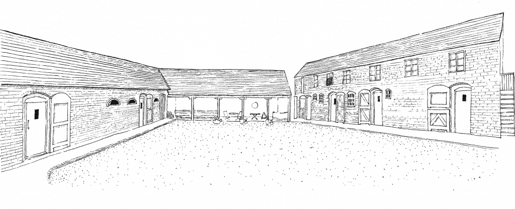 The old cow shed architects image