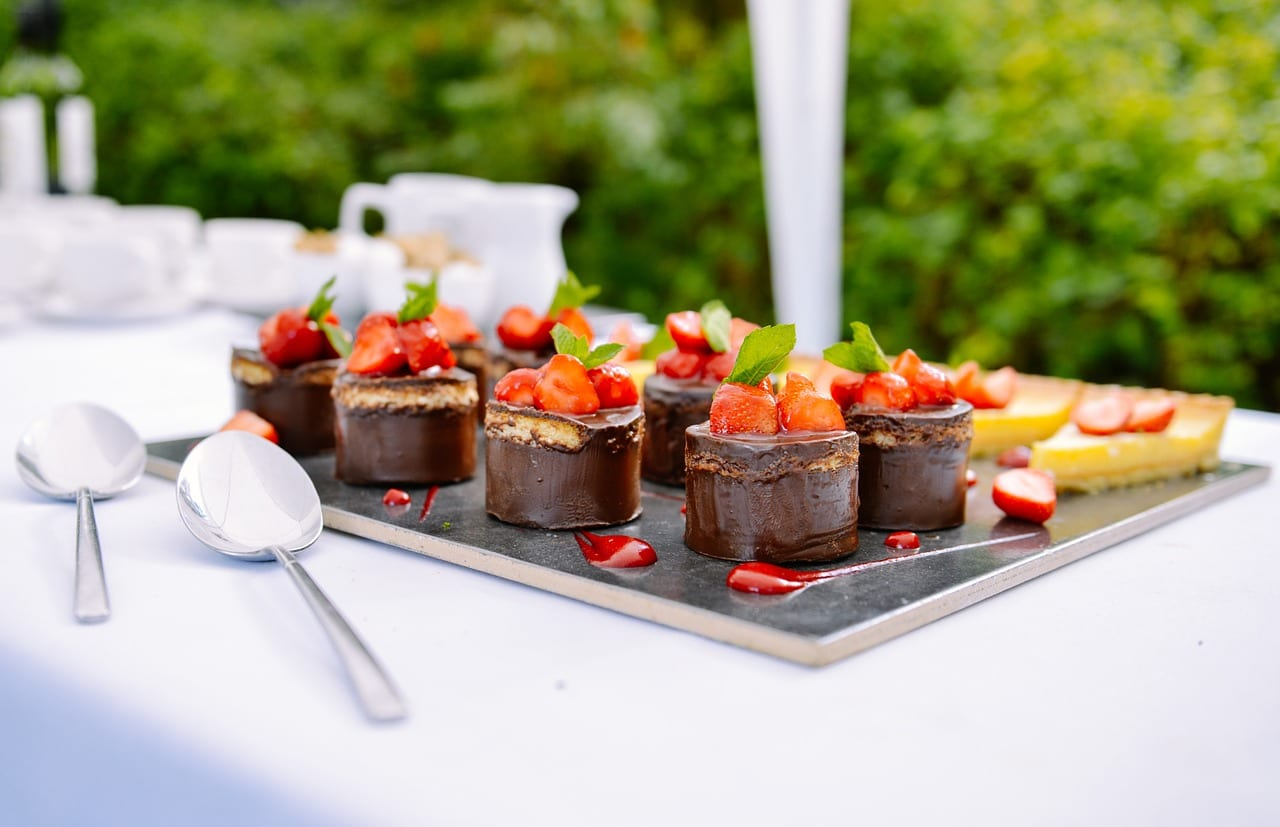 Need Unique Catering For Your Wedding