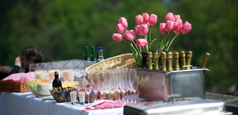 What We Love About Wedding Event Catering